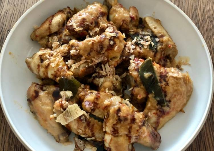 Indonesian Grilled Chicken (Ayam Panggang)