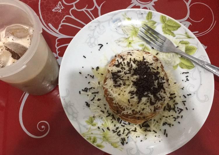 Pancake keju