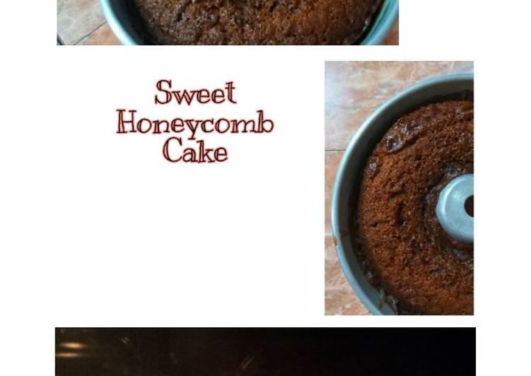 cara menyajikan Kue Sarang Semut (SeleraRasa) - Sajian Dapur Bunda