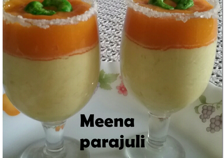 Easiest Way to Cook Tasty Mango mousse