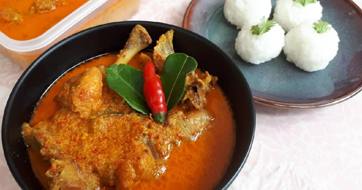 Resep Ayam Kuah Adhun Oleh Santi Cookpad