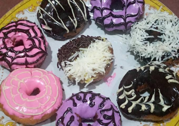 Resep Donut simple dan Anti gagal😍 Ala Luvita Hodiono MasterChef Indonesia