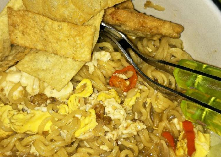 Indomie nyemek anti gagal