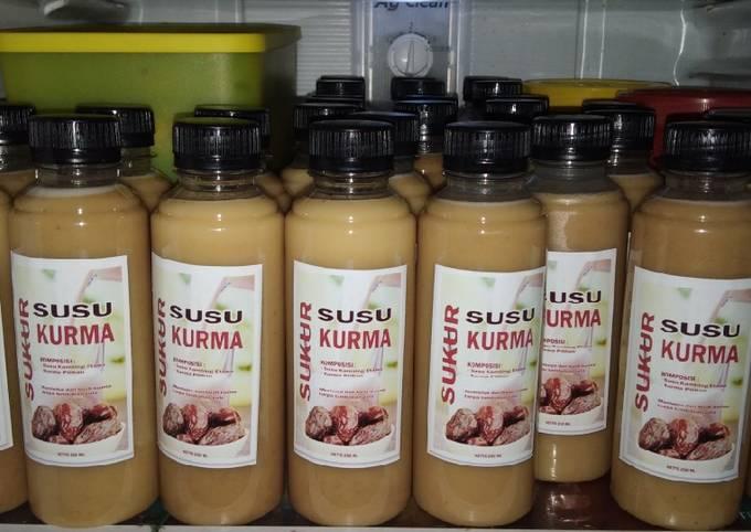 Sukkari Dates Juice