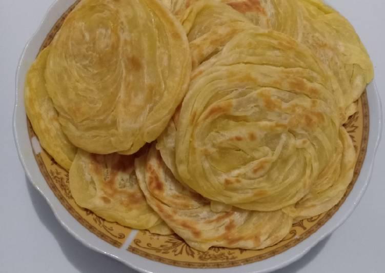 Roti Canai / Roti Maryam