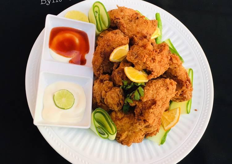 Chicken pop(spicy)