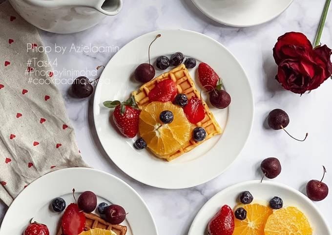 Waffle  #phopbylinimohd #batch17