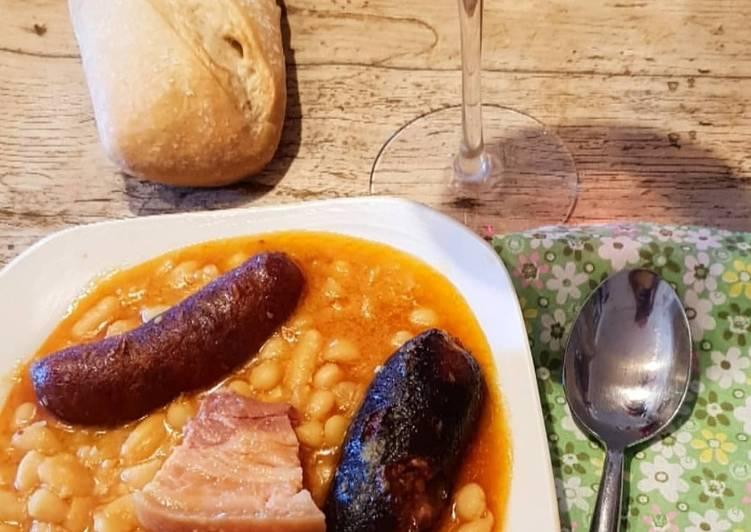 Fabada Asturiana Auténtica Receta Tradicional Receta De