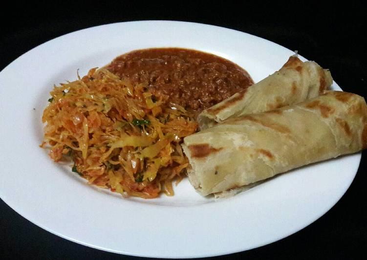 Cardamom chapati