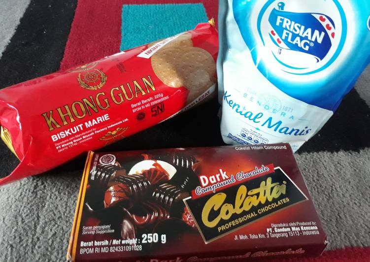Bola Coklat Marie