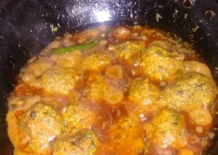 Palak Kofta Curry, Heart Friendly Foods You Must Eat