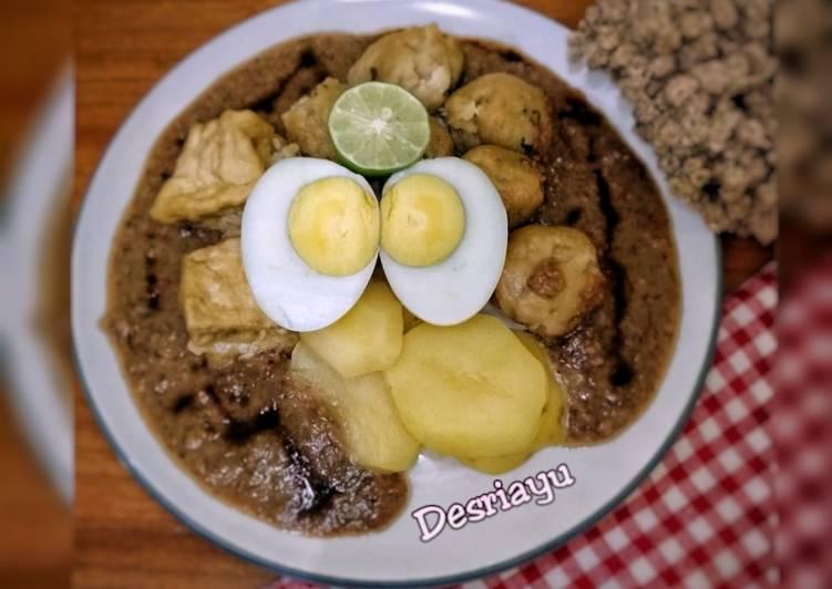 Siomay Bandung (Versi Ayam Kampung)