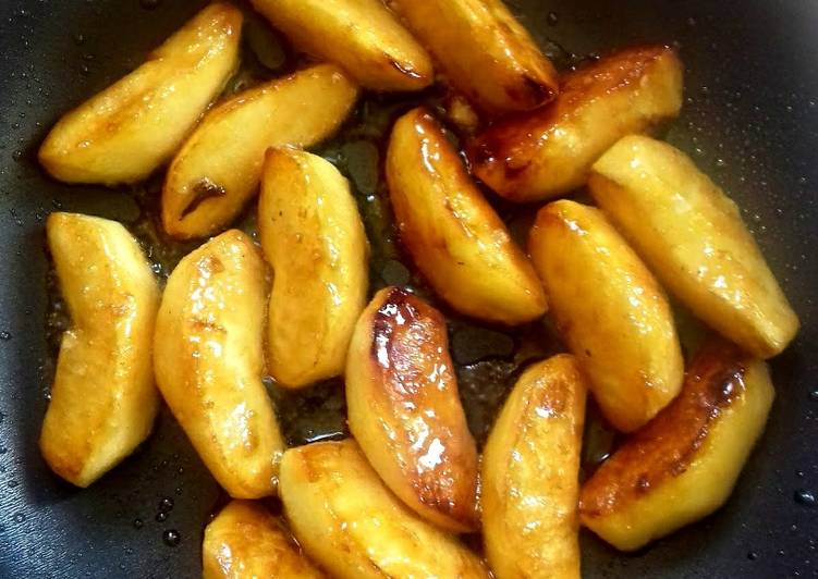 Caramelized Butter Apples