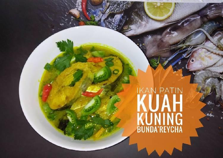 🐟 Ikan Patin Kuah Kuning