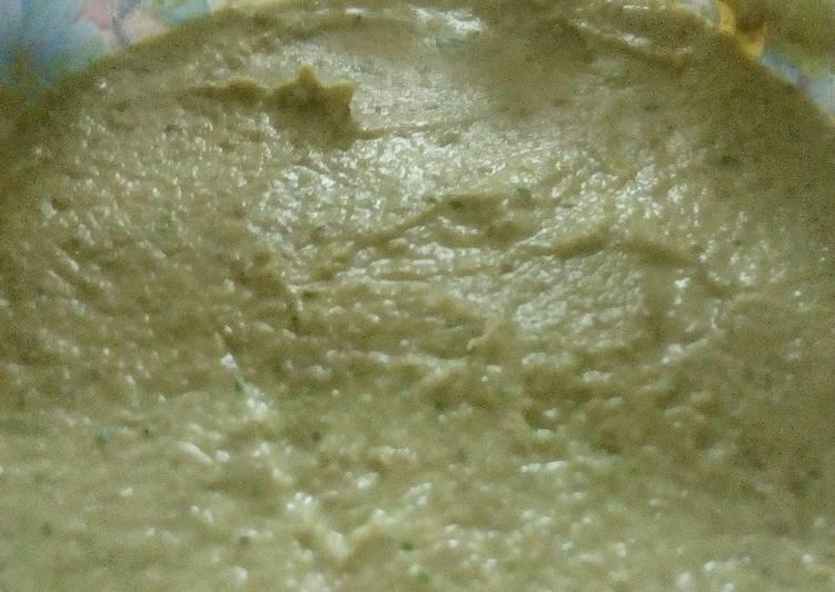Easiest Way to Make Award-winning Ndengu Hummus