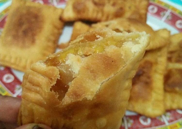 Pie Goreng Pisang