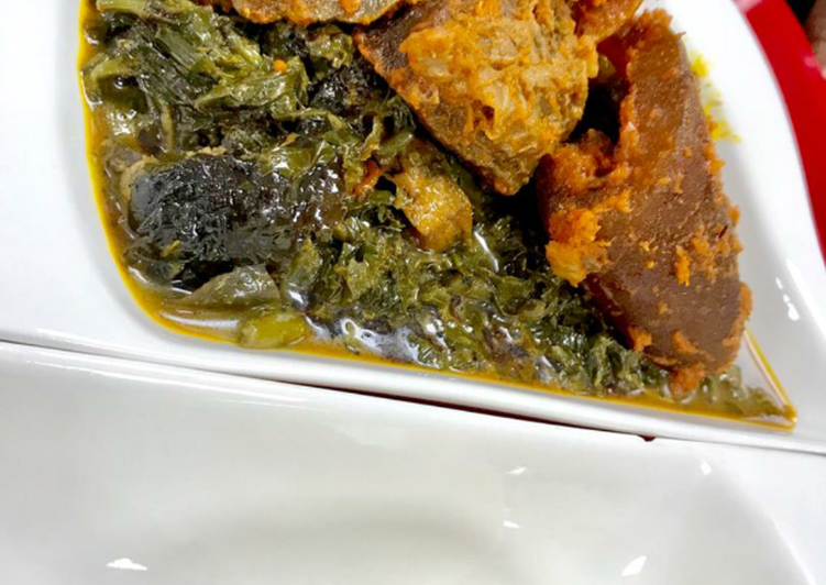 What is Dinner Ideas Diet Perfect Afang soup