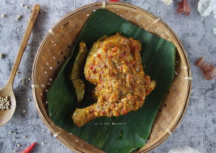 Resep Ayam Betutu Yang Menggugah Selera