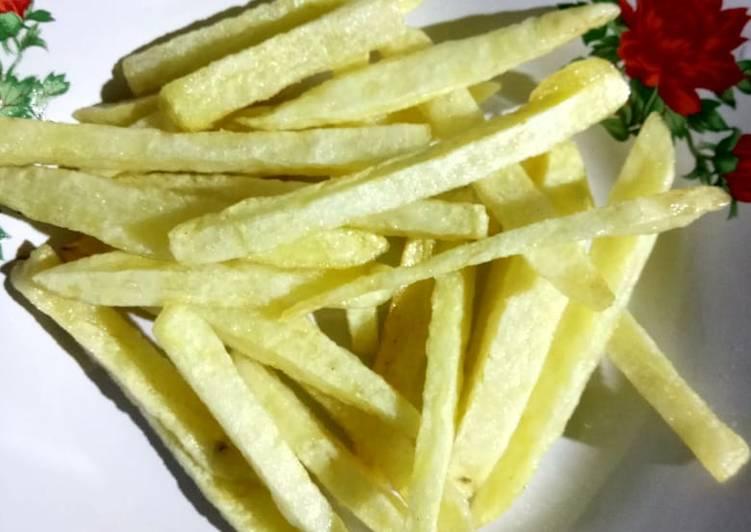 Kentang Goreng (Potato) Krispy