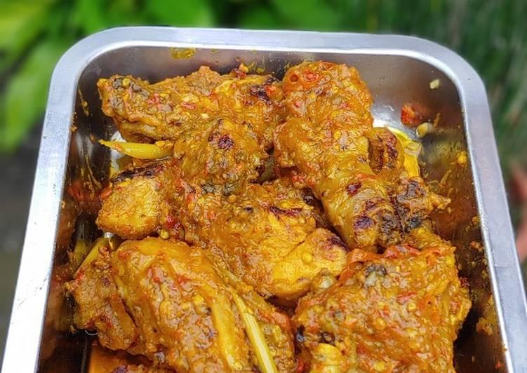Ayam Betutu Panggang