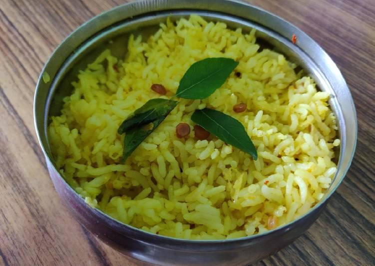 Step-by-Step Guide to Prepare Homemade Mango Rice Raw Mango Rice