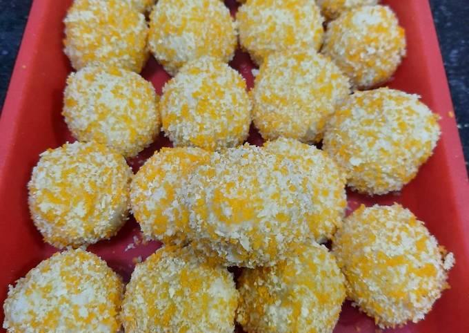 Resep 199 Bola Bola Singkong Crispy Oleh Dapoer Budhe Cookpad