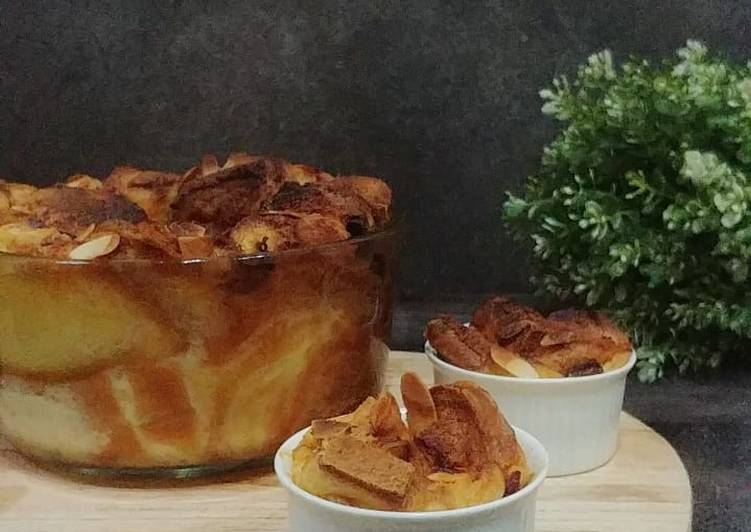 Puding Roti/Bread Pudding
