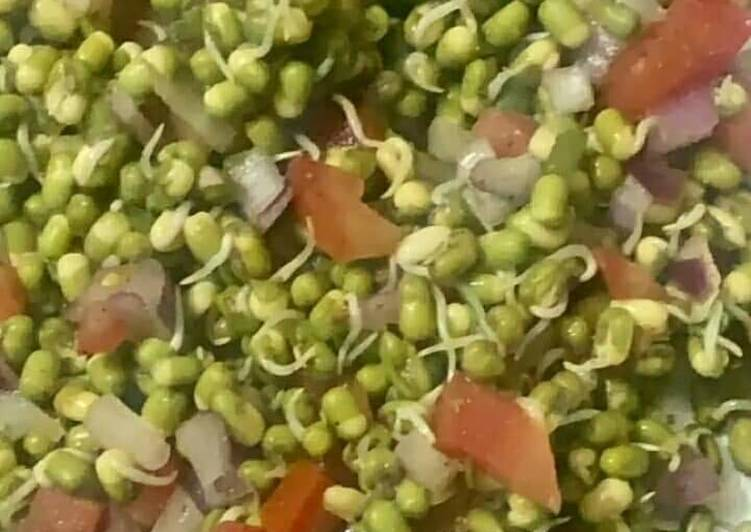 Easiest Way to Make Any-night-of-the-week Sprouts bhel