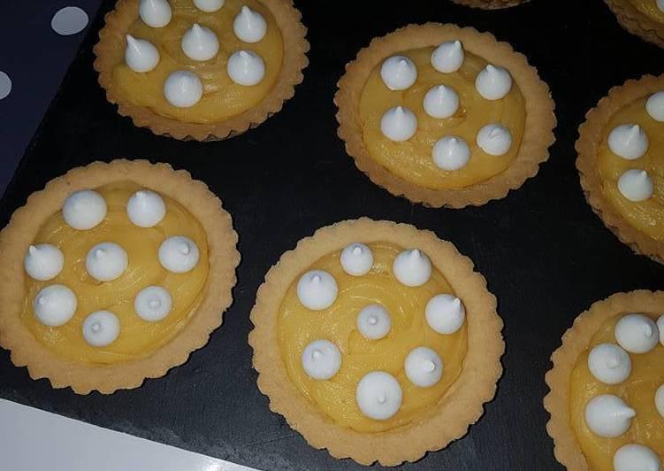 Les Meilleures Recettes de Tartelette citron