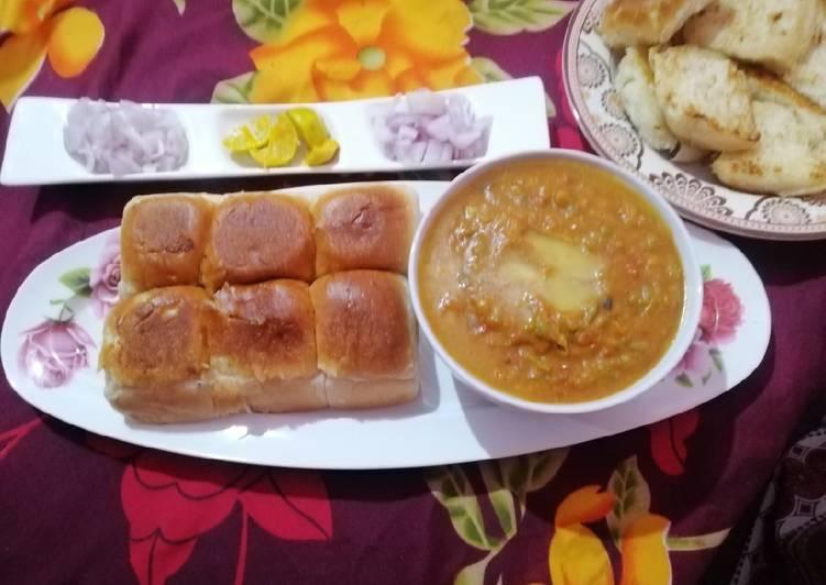 Recipe: Perfect Pav Bhaji