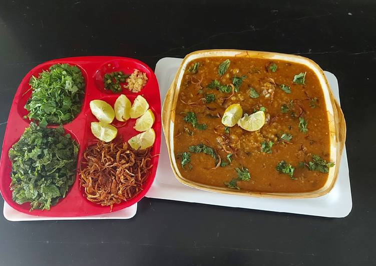 Steps to Prepare Award-winning Mutton khichda