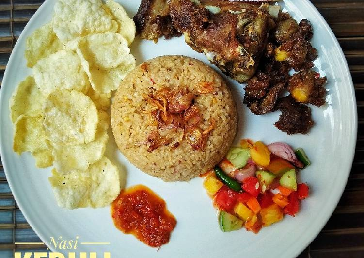 Nasi Kebuli Kambing