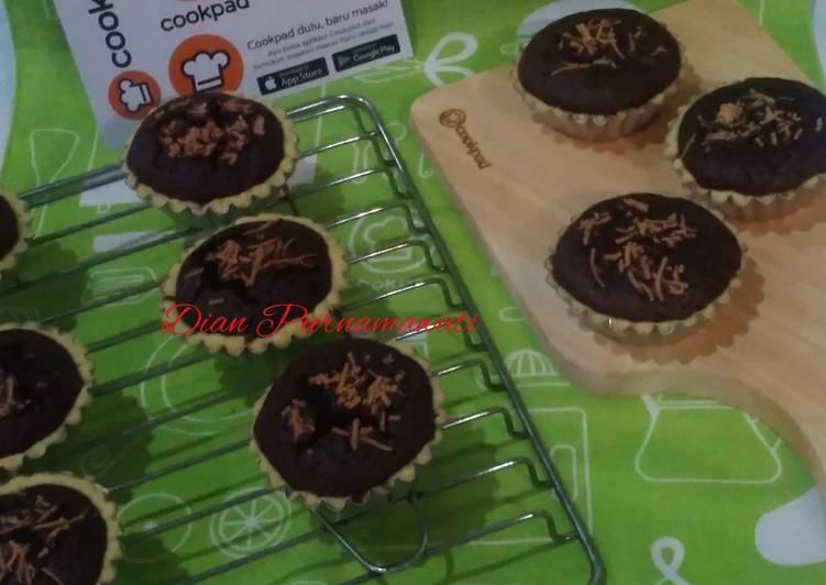 Resep Pai Brownies Paling Joss