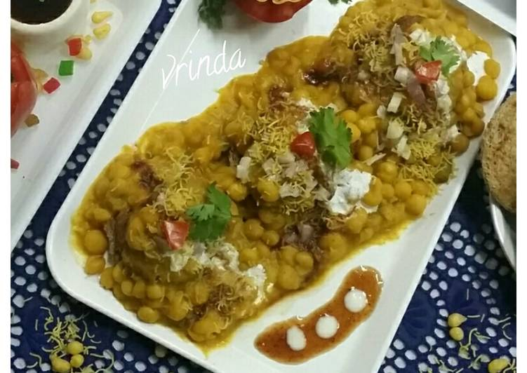 How to Cook Perfect Ragda chaat