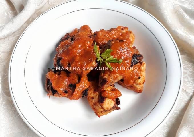 Ayam Bakar Bumbu Srepeh