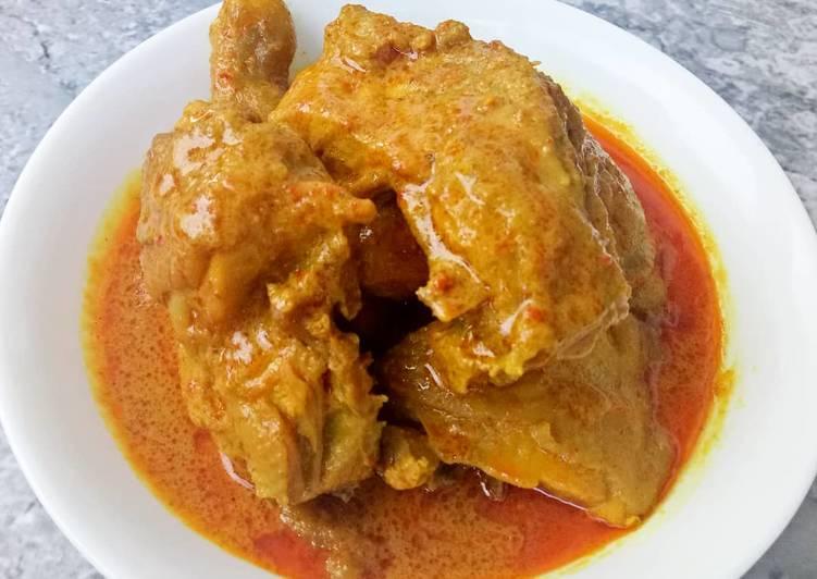Gulai Ayam #PejuangGoldenApron2#CABEKU#ayaminlopwityu