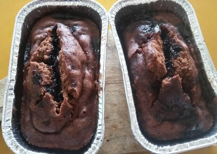 Bolu kukus chocolatos sederhana tanpa telor takaran sendok