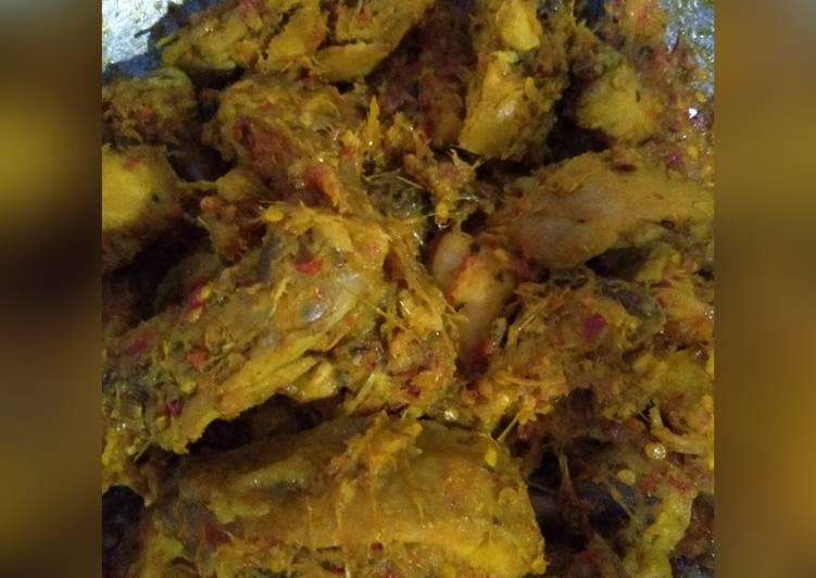Resep Ayam Dangkot Khas Makassar Oleh Anggi Faizta Widiyatika Cookpad