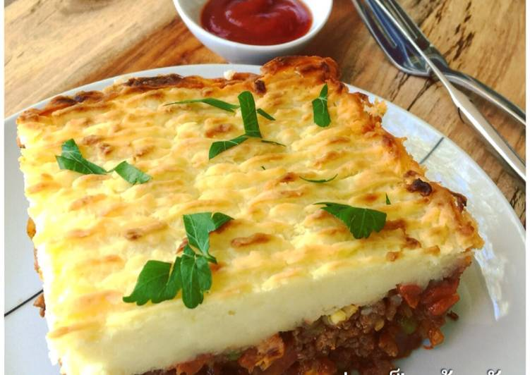 Recipe of Favorite Shepherd's pie