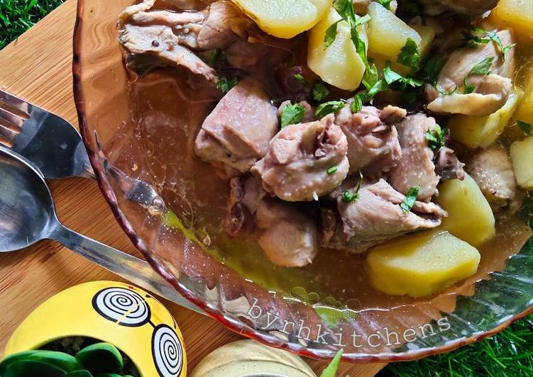 Sup Ayam Bajet - velavinkabakery.com