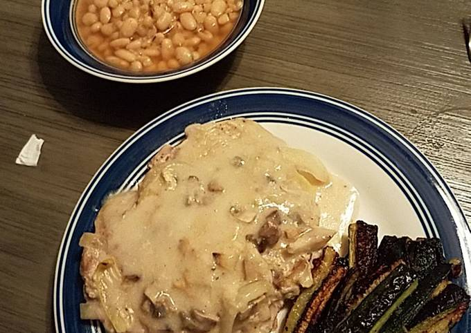 How To Make Baked Pork Chops with Yummy Sauce Without Equal