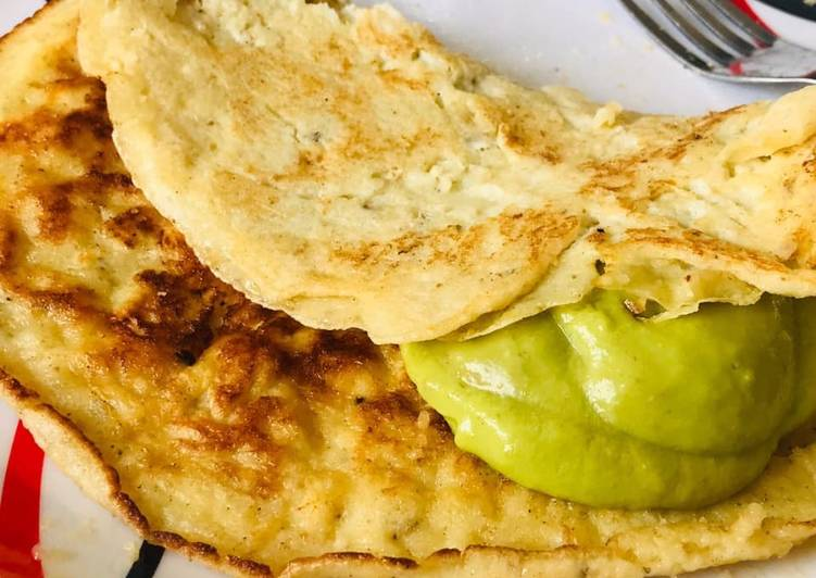 Whosayna's Keto Almond Pancake