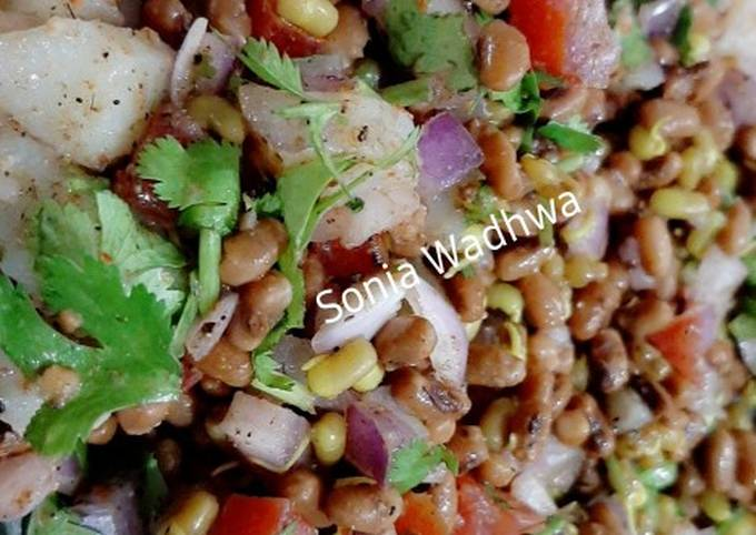 Healthy Sprout chaat
