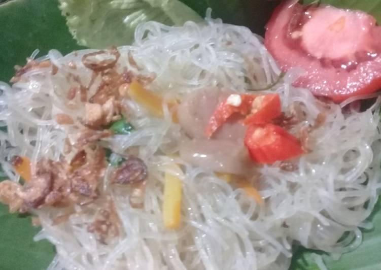 Resep Mie hun sayur anglo🍀🍀🍀 Paling dicari