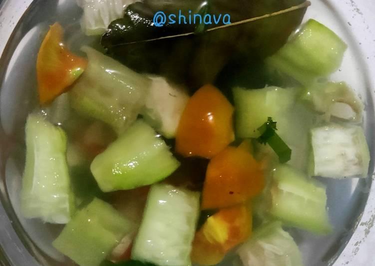 Sayur bening oyong