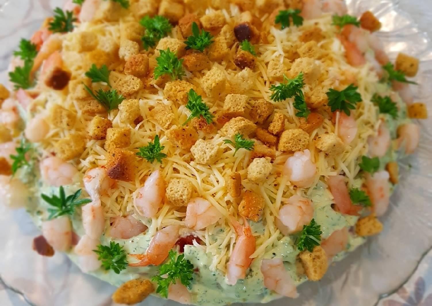 услуги салат сантана рецепт с фото какой