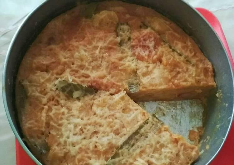 Pudding Roti