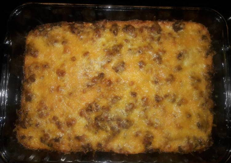 Low-Carb Taco Bake, Helping Your To Be Healthy And Strong with The Right Foods