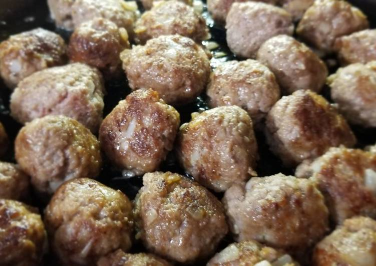 "Sheik's ""Taste of Italy"": Melt in ur Mouth Meatballs"