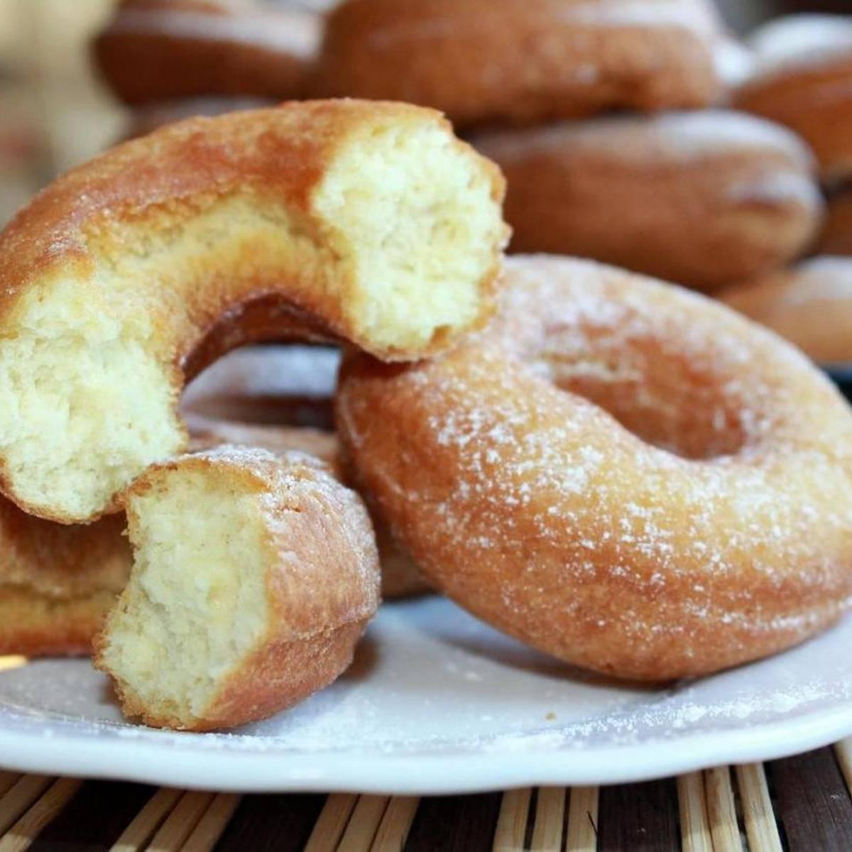 массовой культуре пончики на кефире рецепт с фото пошагово простой способ